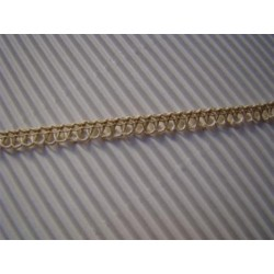 BRAID LOOP BEIGE